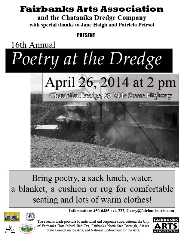 2014 Dredge Flyer
