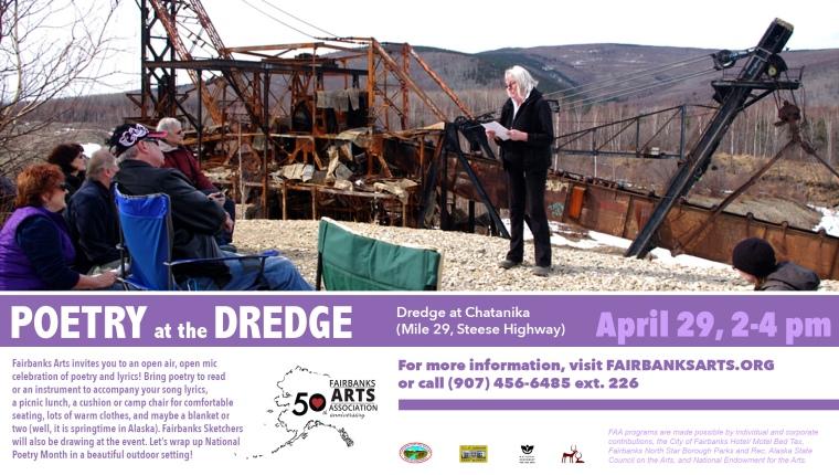 dredge poetry slide