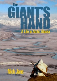 Giant's Hand book cover_Nick Jans