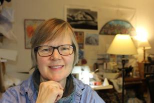 Amy Mackinaw- Textile Artist