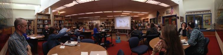 Pearl Creek Teacher Workshop