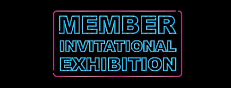 Membership Show 2019 website graphic