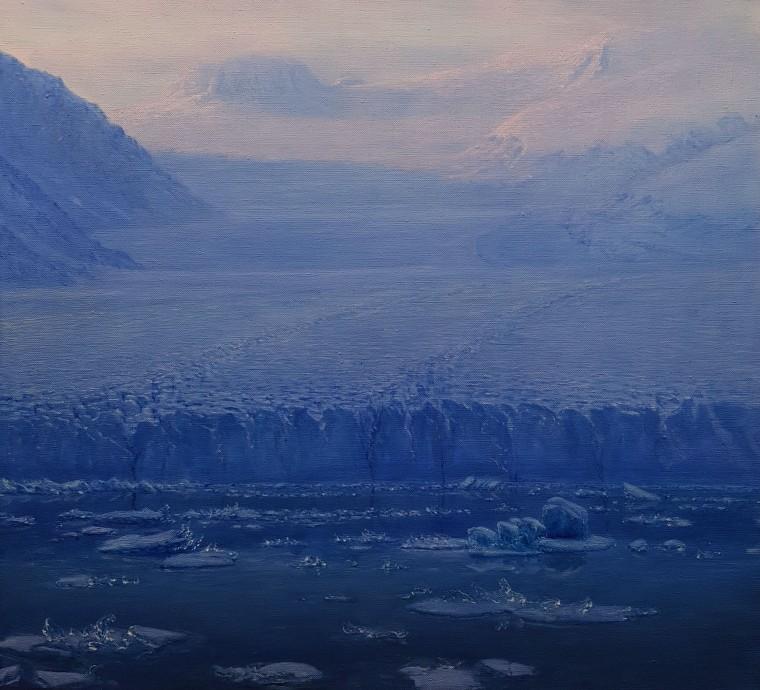Columbia Glacier Mist