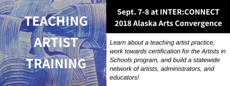 Teaching Artist Training