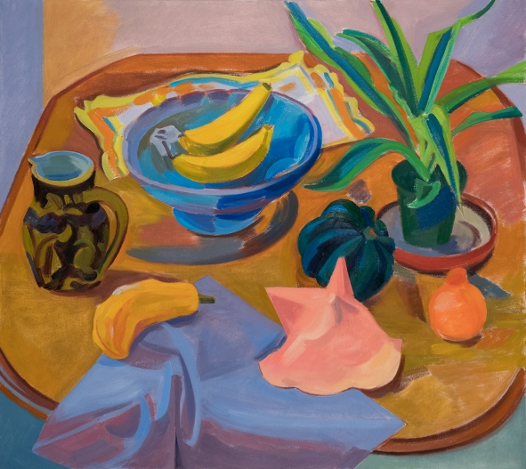 Still Life with Bananas for email
